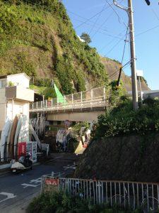 がけ崩れ逗子のトンネルIMG_2583